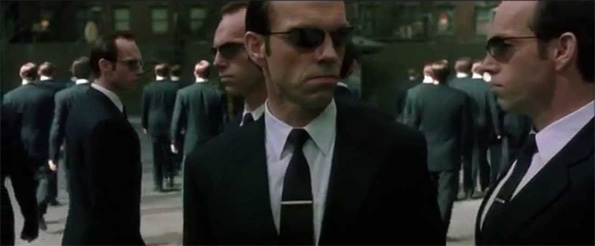 Agente Smith - The Matrix