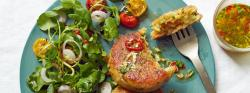 Admirable Herb Cakes Recipe Gordon Ramsay Recipes Gordon Ramsay Burger Recipe Lela Gordon Ramsay Burger Recipe Egg Yolk Halloumi Cakes Courgette