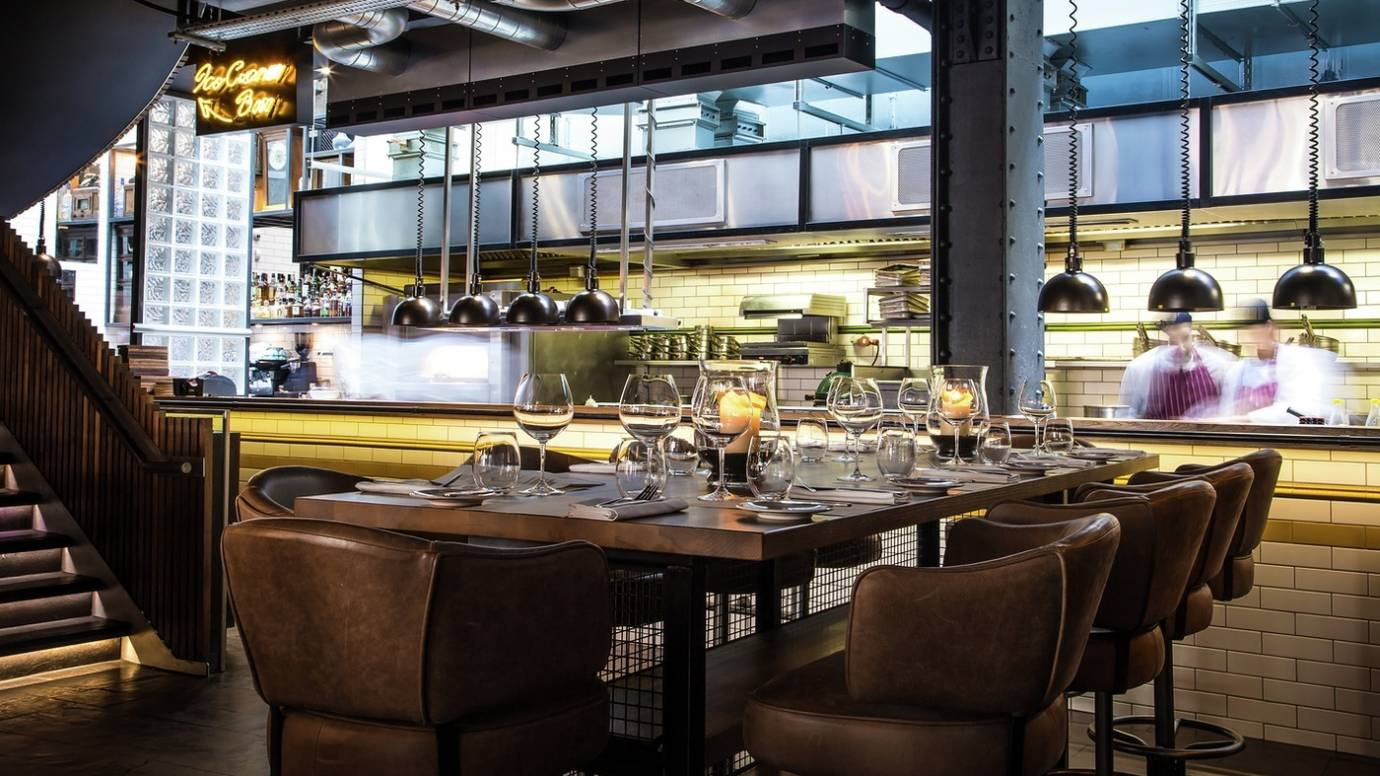 kitchen table experience for 4 at heddon street kitchen kitchen table restaurant grg hsk kitchen table grg hsk kitchen table
