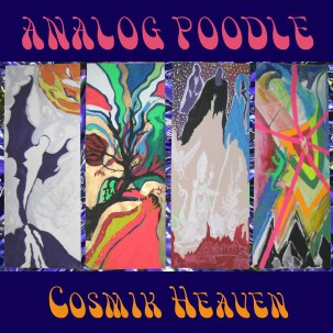 Analog poodle cosmik heaven cover