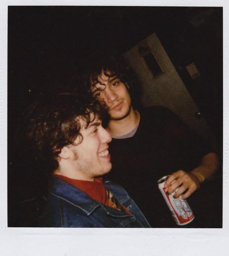 Ryan and Fab June 2001