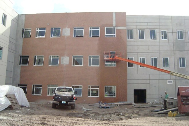 New High School Construction