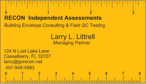 Recon Independent Assessments