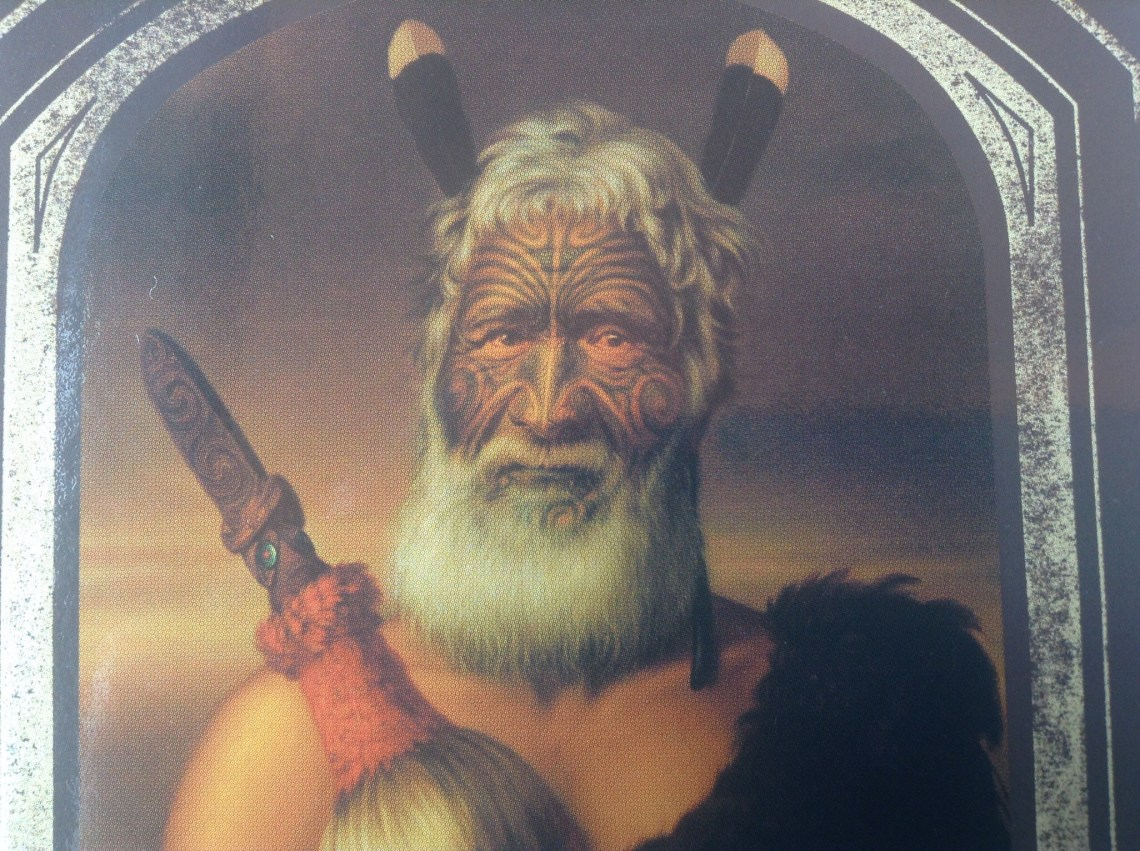 Paintings of Maori Leaders