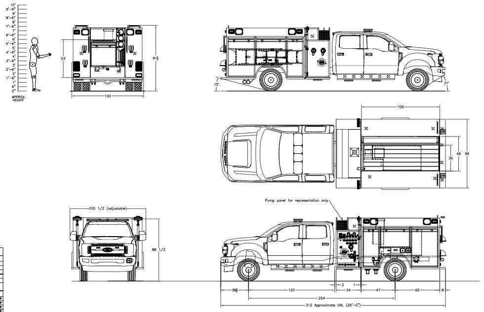 Fire Engine Drivetrain Diagram Wiring Diagram