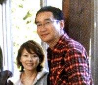 霜見誠氏と妻美重さん
