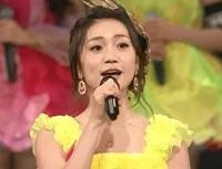 紅白で卒業を発表した大島優子