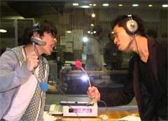 オリエンタルラジオ ラジオで喧嘩