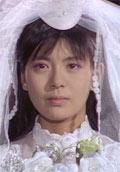 南野陽子 花嫁衣装