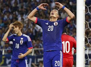 シンガポール戦 ボールをキープできても攻撃できない