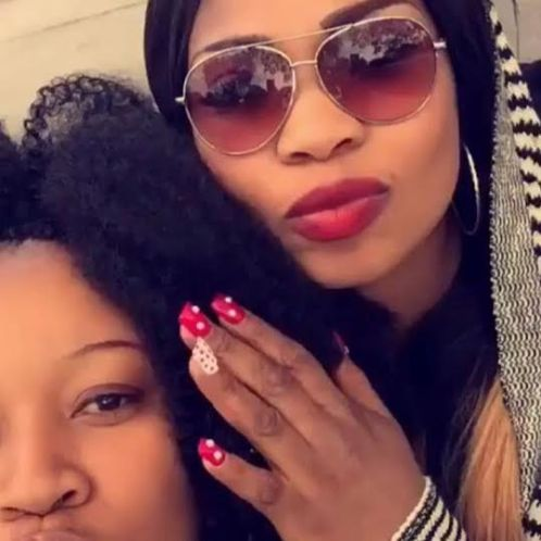 Actress Laide Bakare Claims She Fixed Her Nails For N320,000 (Photo)