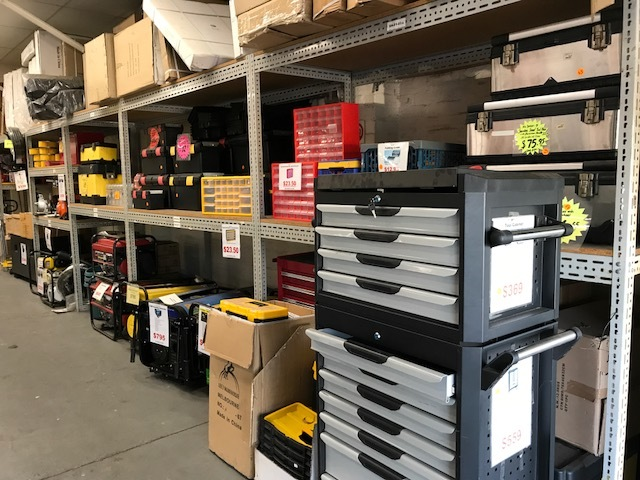 Second Hand Rack Shelving Work Bench & Second Hand Storage Bench - Listitdallas