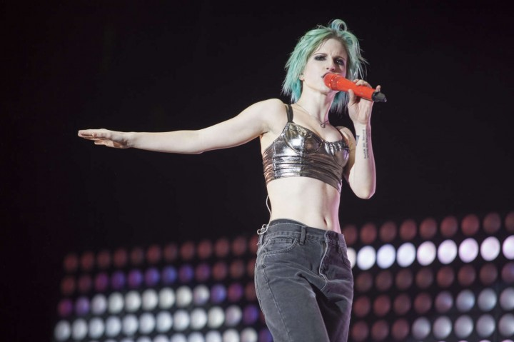 Los Angeles Quotes Wallpapers Hayley Williams Performs Live At The Reading Festival