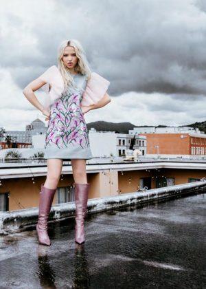 Vanessa Hudgens Cute Wallpaper Dove Cameron Modelist Magazine May 2017