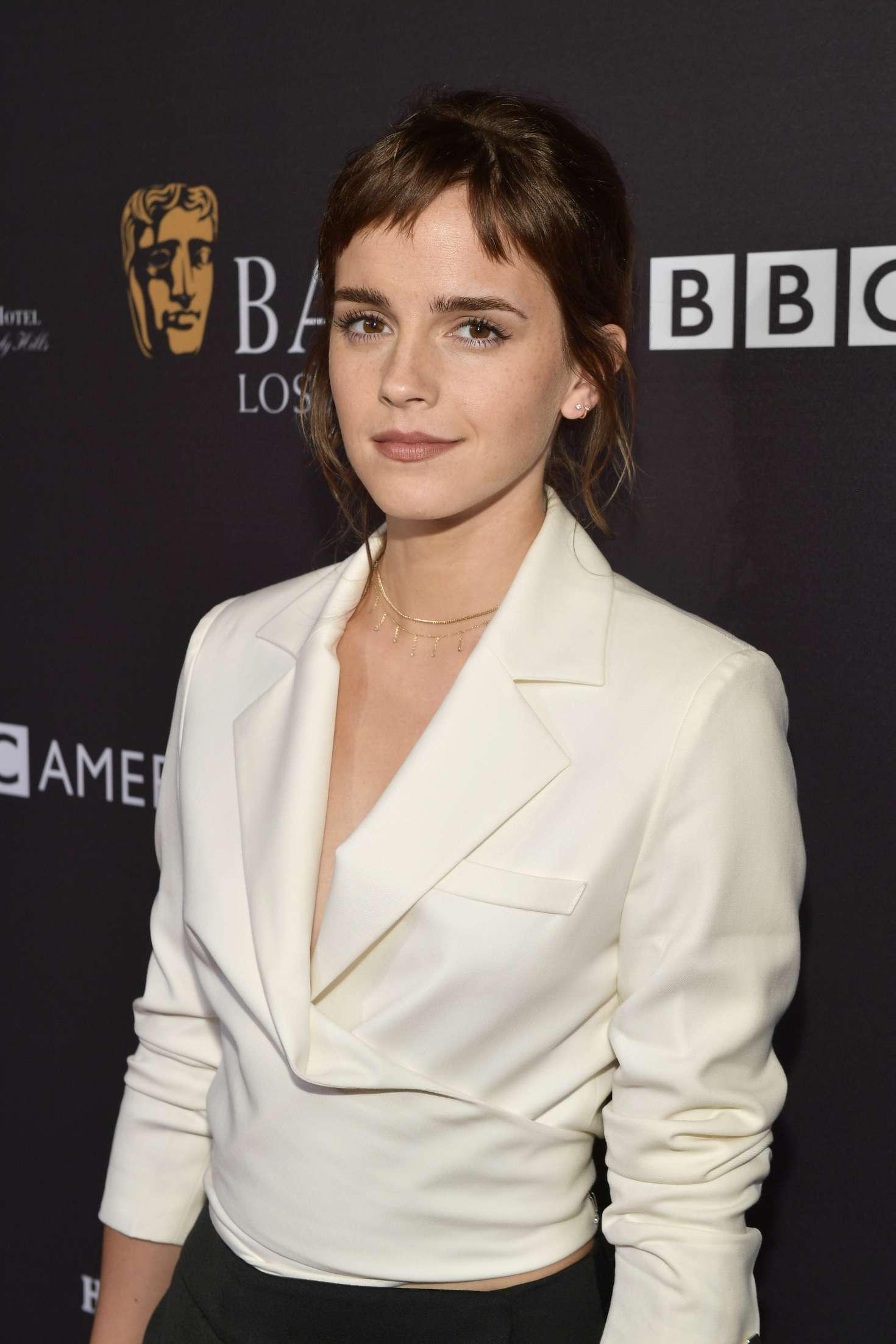 Vanessa Hudgens Cute Wallpaper Emma Watson 2018 Bafta Los Angeles Tea Party In Los Angeles