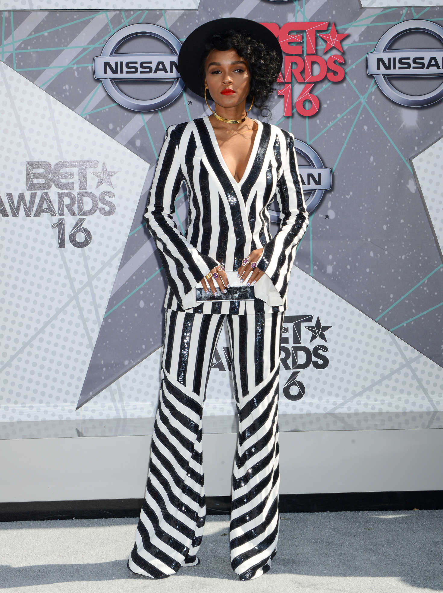 Home Cute Wallpapers Janelle Monae Bet Awards 2016 In Los Angeles