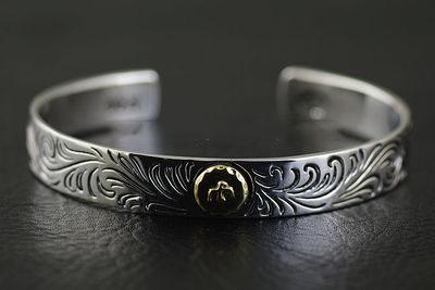 Japan Gothic Jewelry Origin 925 Sterling Silver Goro Style