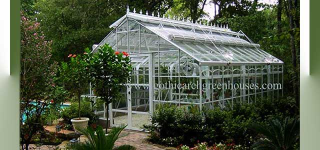 Ac Garden Glass Greenhouse The Charm And Beauty Of