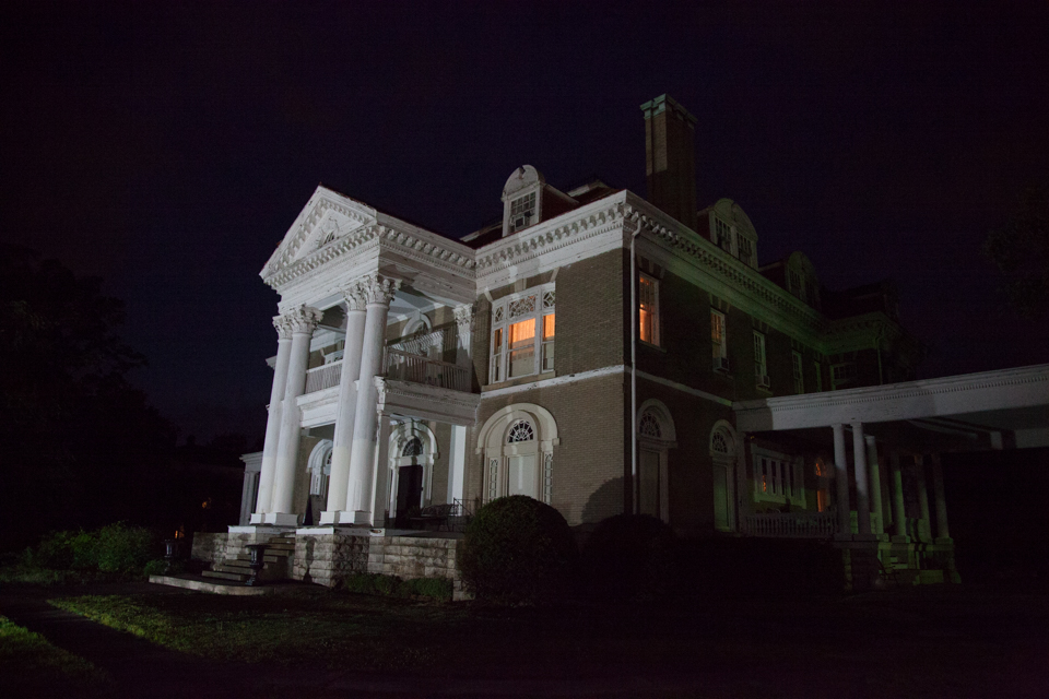Niagara Falls Live Wallpaper Rockcliffe Mansion A Haunted House Legend In Hannibal