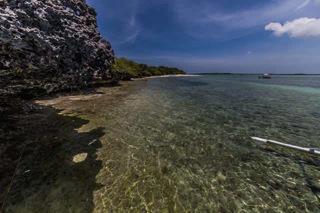 マクタン島からアイランドホッピング