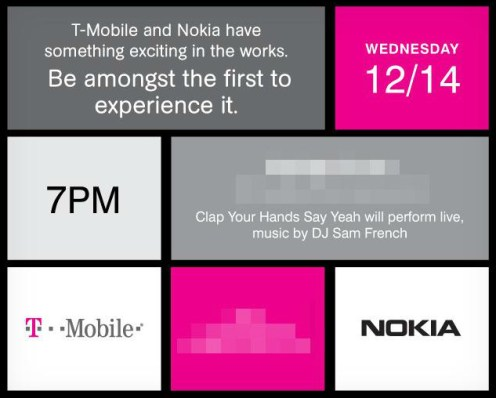 Nokia and T-Mobile