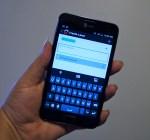 Galaxy Note and Samsung Keyboard