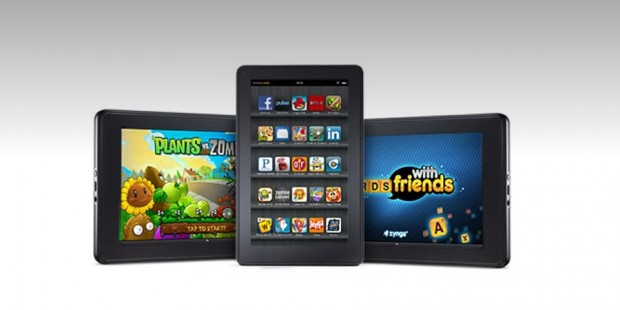 Amazon Kindle Fire Apps