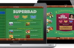 Game Center OS X Mountain Lion