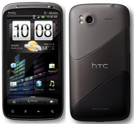 HTC Sensation, HTC Sensation 4G and HTC Sensation XE