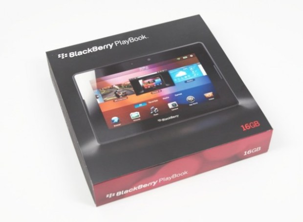 RIM Doesn't Want You to Jailbreak Your BlackBerry PlayBook