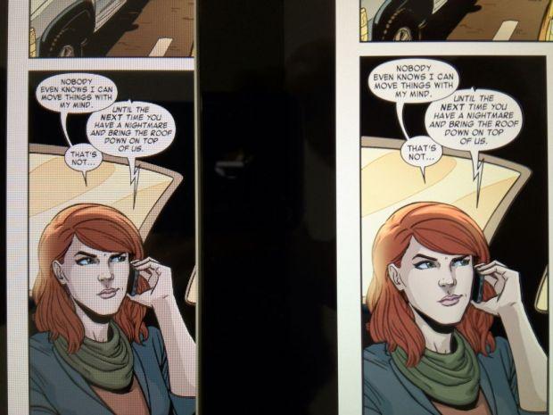 Comixology HD comics 2
