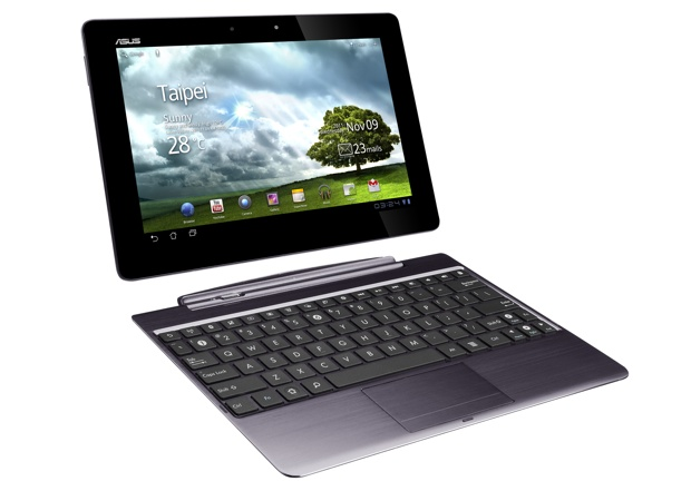 ASUS Transformer Prime Keyboard Dock