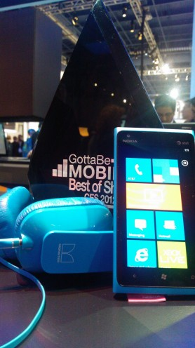 Nokia Lumia 900 Delayed Until April