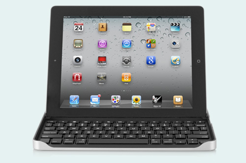 iPad 3 keyboard case Apple