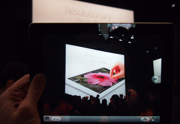 Mashable iPad hands-on