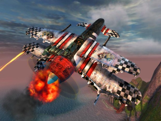 Crimson Skies for iPad