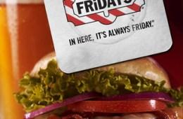 Fridays app