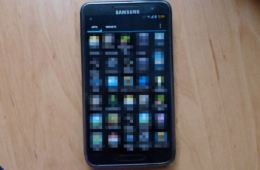 Samsung Galaxy S III Photo Surfaces