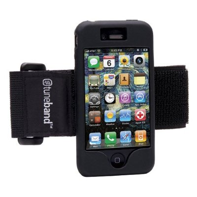 TUneband iPhone 4s running case