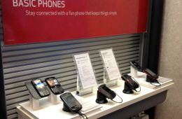 Verizon Basic Flip Phone