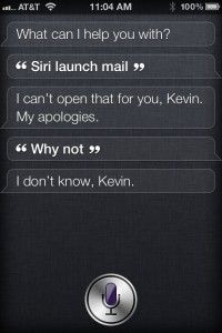5 Things That Siri Needs