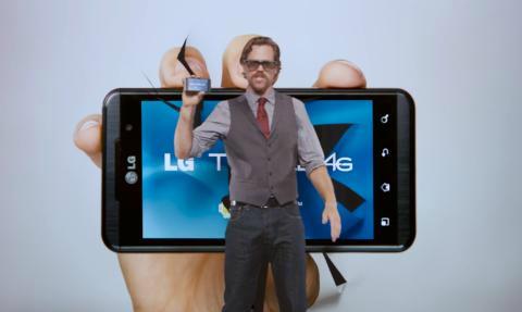 Samsung Not Interested in 3D Smartphones