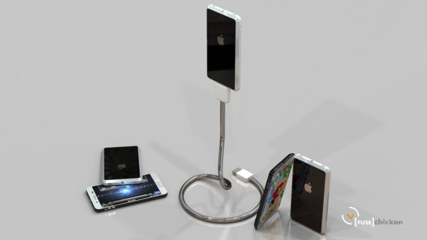 iphone 5 concept cable