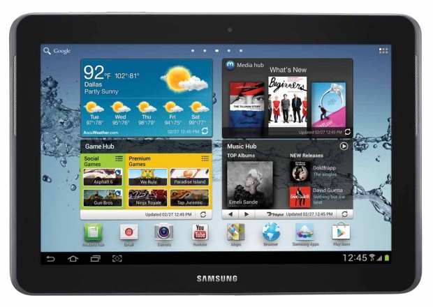 Samsung Galaxy Tab 2 10.1 Now Available to Pre-Order