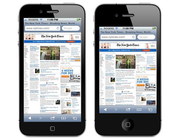 Safari-on-4-inch-iPhone