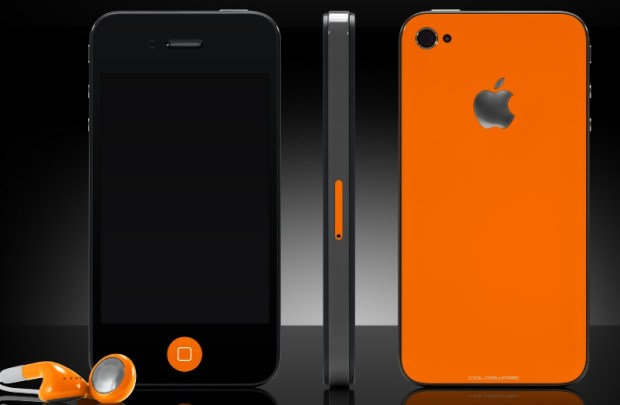 Colorware custom iPhone 4S