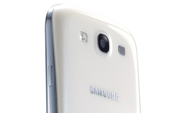 Galaxy S III removable back
