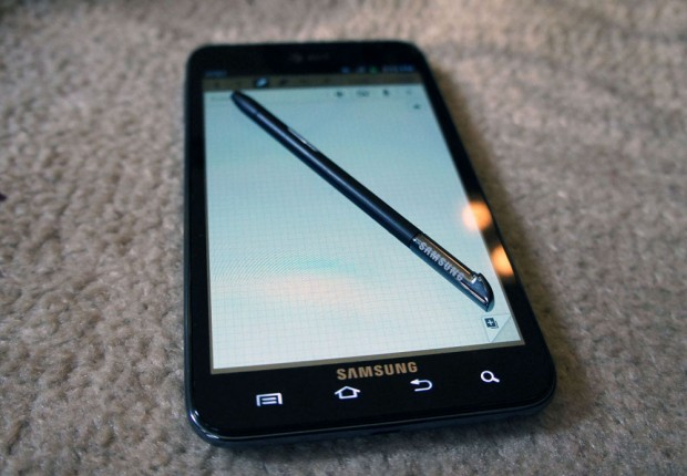 Samsung Galaxy Note 2 Release Pegged for October