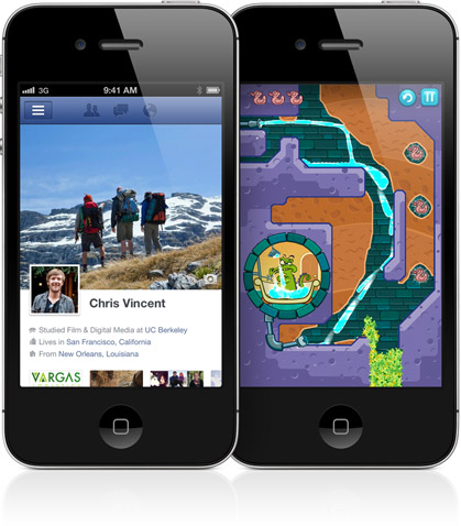 iOS 6 siri app launching