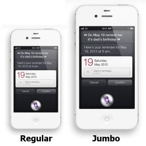 iPhone Jumbo